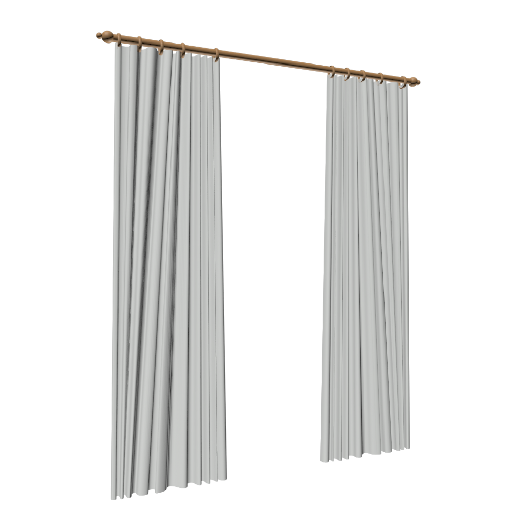 White curtain png wwwimgkidcom the image kid has it for Gray curtains png
