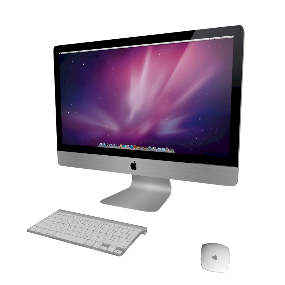 27 Quot Imac With Keyboard And Mouse Design And Decorate