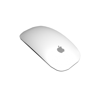 Apple Mouse Png Mac Mouse Hand Png