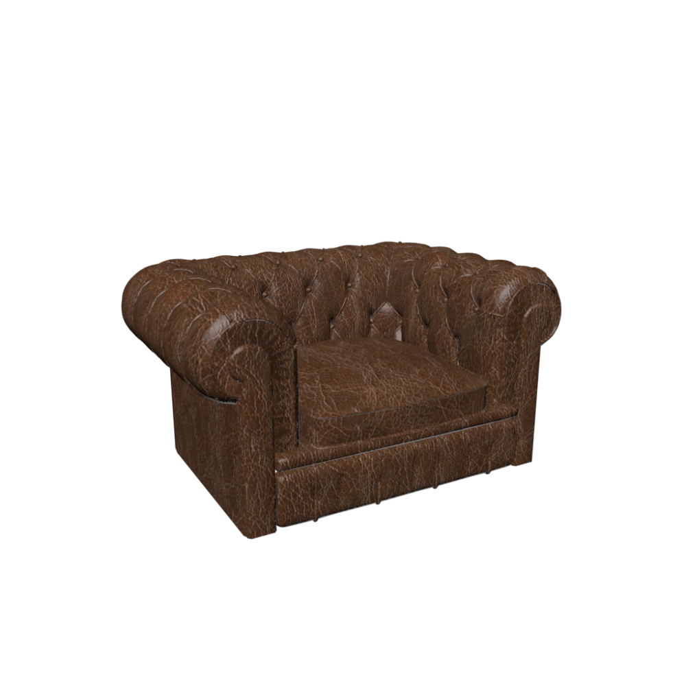Chesterfield Armchair Design And Decorate Your Room In 3d