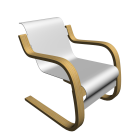 Sessel Nr. 42 für die 3D Raumplanung