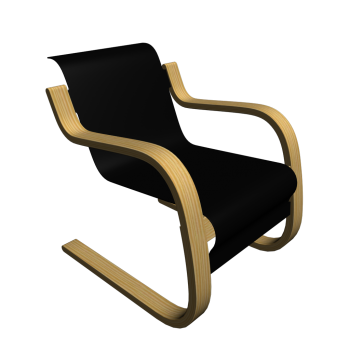 Sessel Nr. 42 von Artek
