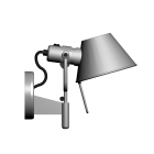 Tolomeo Faretto mit Kippschalter - Halo - von Artemide