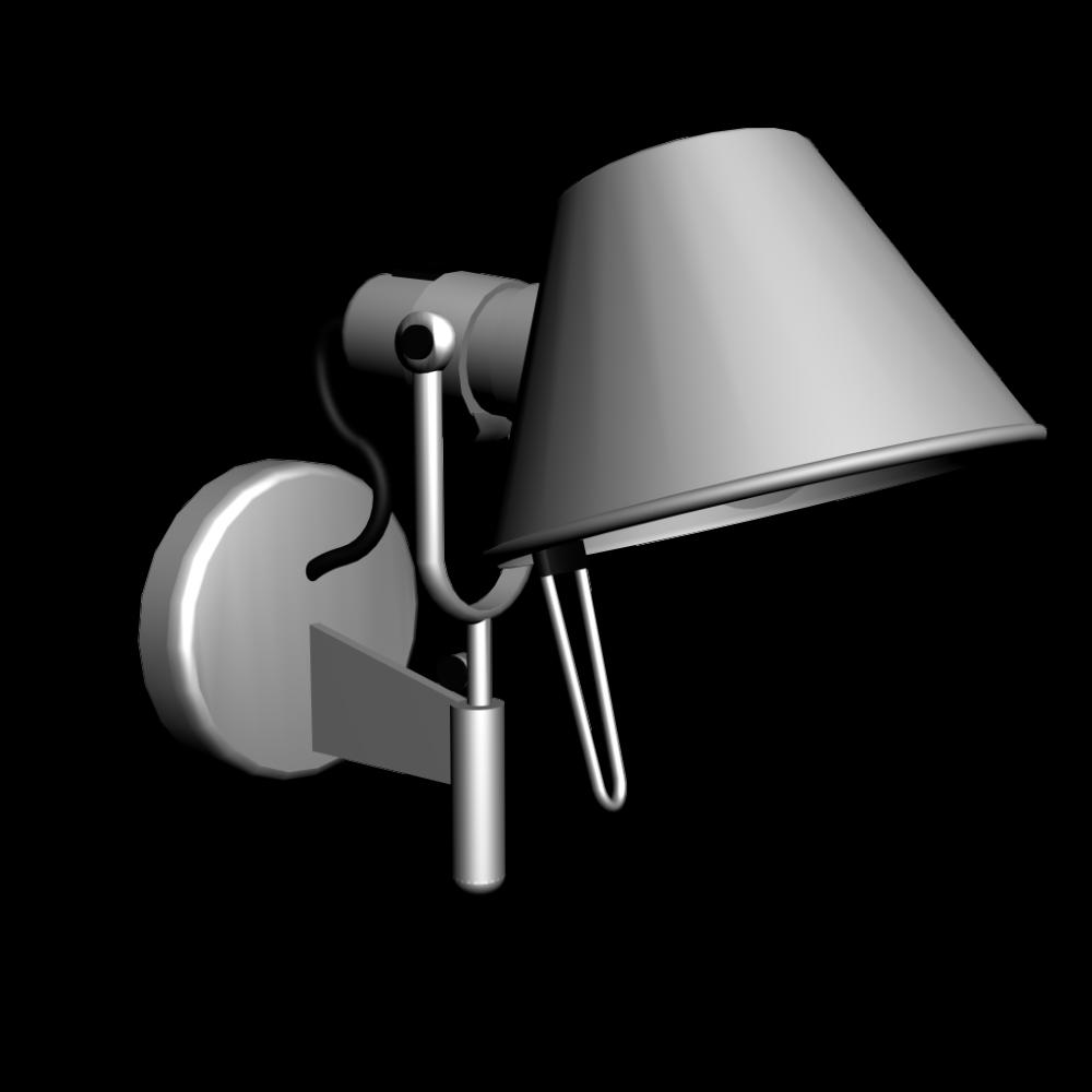 tolomeo faretto mit kippschalter halo einrichten. Black Bedroom Furniture Sets. Home Design Ideas