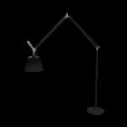 Tolomeo Mega terra - Black 32 Dimmer by Artemide