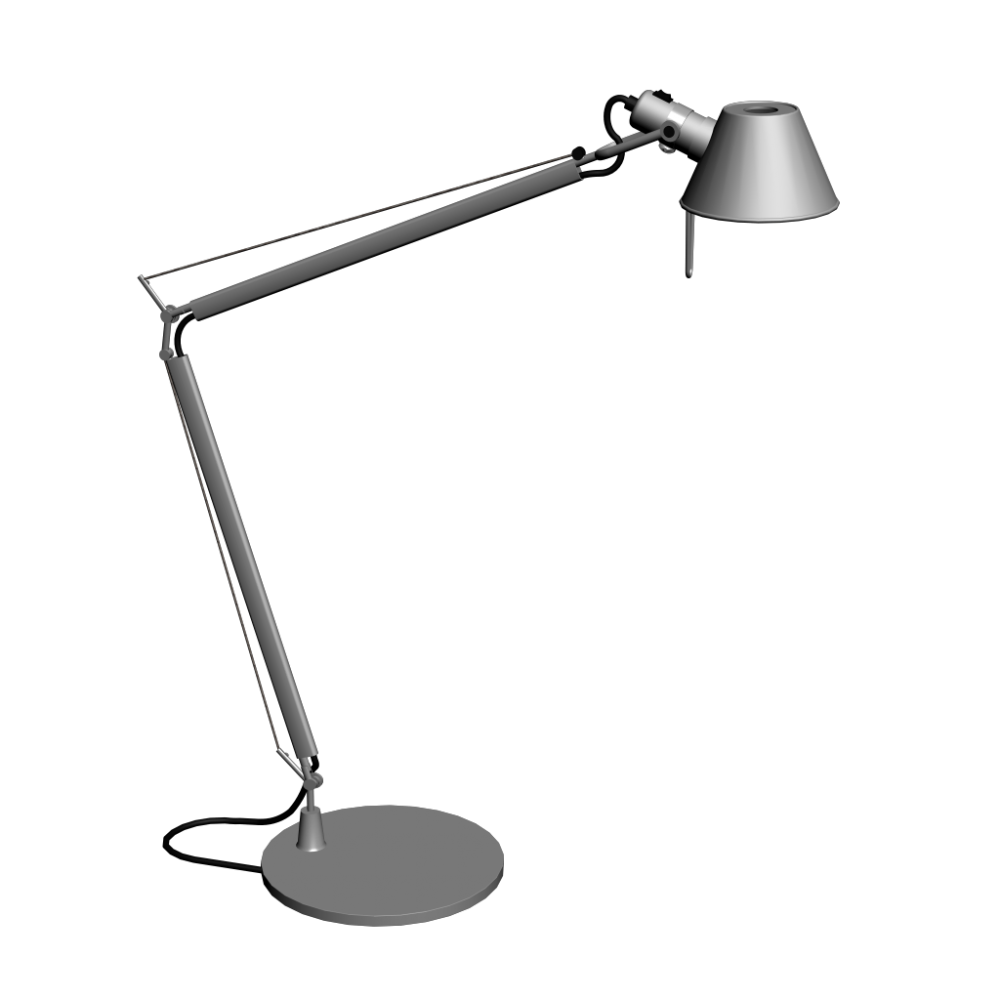 Tolomeo Tavolo Design And Decorate Your Room In 3d