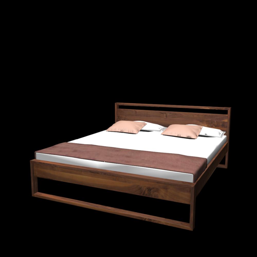giulia bett einrichten planen in 3d. Black Bedroom Furniture Sets. Home Design Ideas