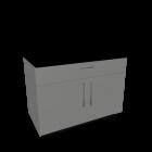 Barmodul für die 3D Raumplanung