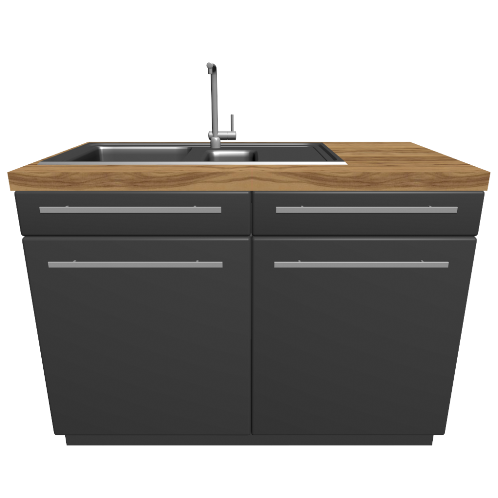 Base cabinet with sink design and decorate your room in 3d for Kitchenette cupboard