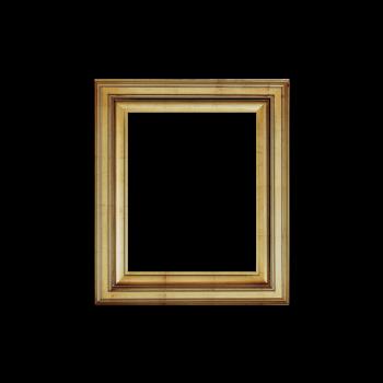 Rahmen in Gold