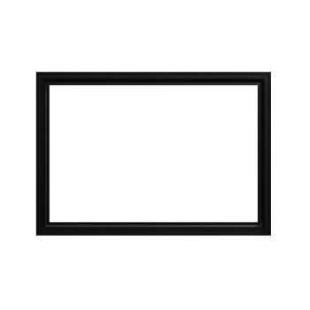 Rahmen in Schwarz