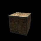Brick cube