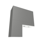 Brückenmodul für Lichthimmel für die 3D Raumplanung