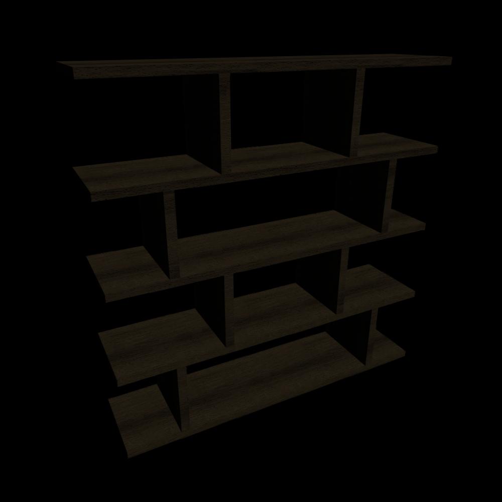 b cherregal einrichten planen in 3d. Black Bedroom Furniture Sets. Home Design Ideas