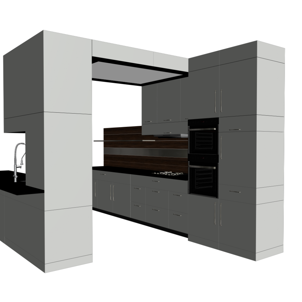 Built in kitchen parts design and decorate your room in 3d for Kitchen upgrades