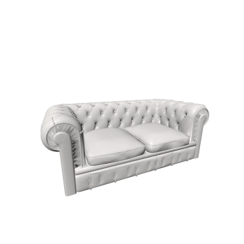 Chesterfield 2er Sofa