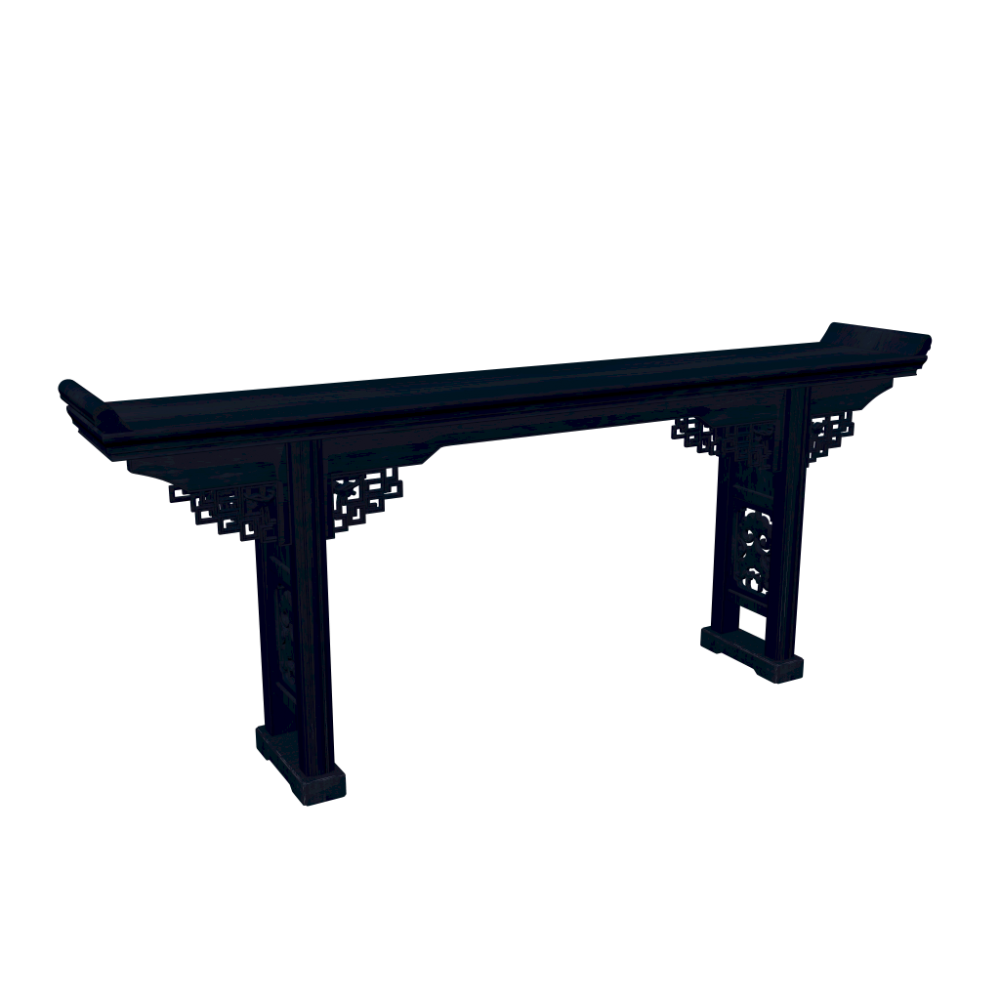 Chinese sideboard - Design and Decorate Your Room in 3D