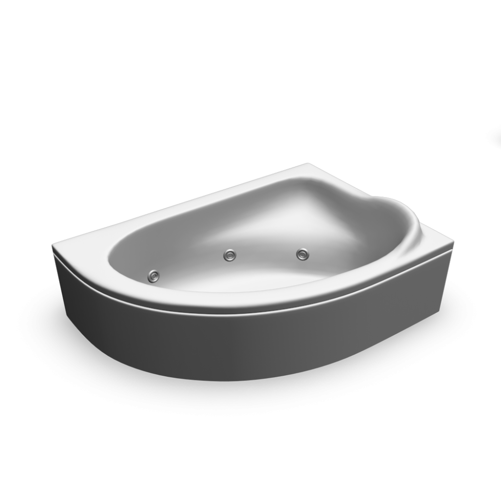 Corner Bathtub Design And Decorate Your Room In 3d