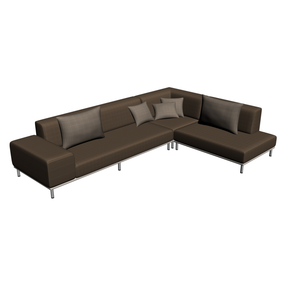 corner couch design and decorate your room in 3d