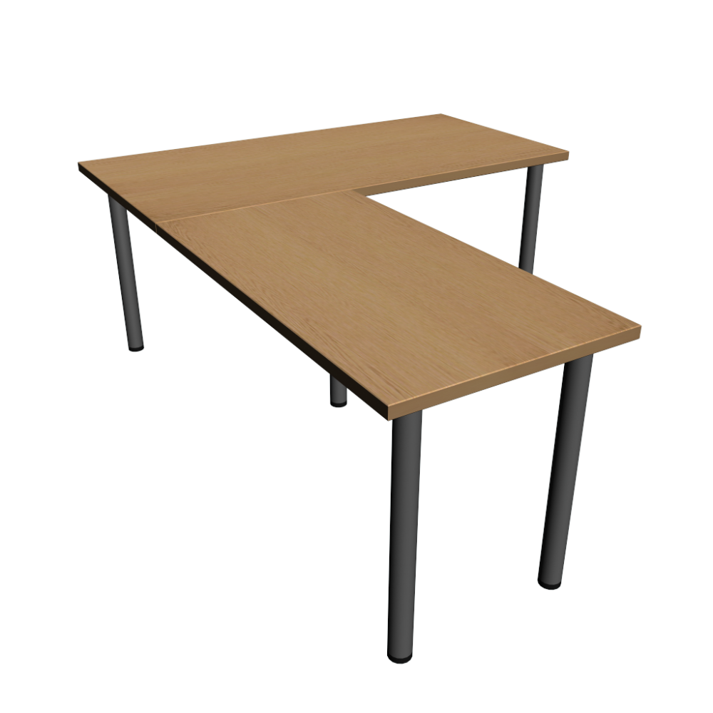 Corner Desk Design And Decorate Your Room In 3d