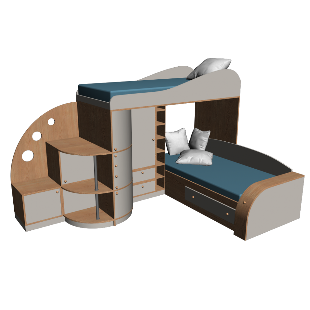Amazing Crib to Bed Furniture 1000 x 1000 · 401 kB · png