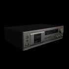 Denon DRM 550 cassette deck by Denon