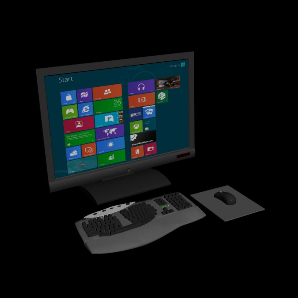 Desktop Pc Einrichten Planen In 3d
