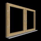 Doppelfenster 2 für die 3D Raumplanung