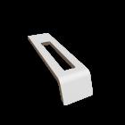 Onto Konsole Modul Handtuchöffnung oben für die 3D Raumplanung