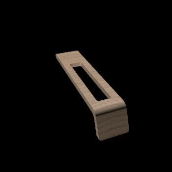 Onto Konsole Modul Handtuchöffnung oben von DURAVIT