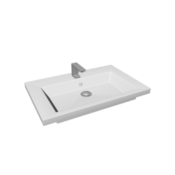 Washbasin 2nd floor by DURAVIT