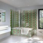 Step-in Pure bath tub right by Duscholux