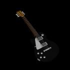 E-Gitarre für die 3D Raumplanung