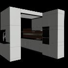 Einbauküche + Einzelmodule