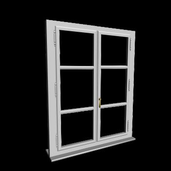 Einfachfenster