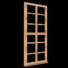 Einfachsprossenfenster hoch für die 3D Raumplanung
