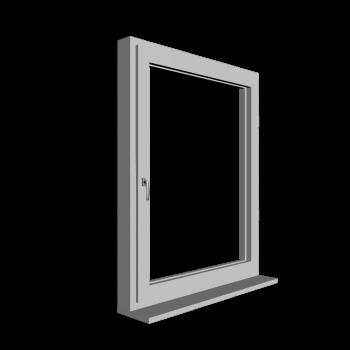 Einzelfenster einrichten planen in 3d for Fenster 0 5 ug