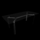 Esstisch für die 3D Raumplanung