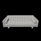 3-Sitzer Sofa Chelsea (Kufen) für die 3D Raumplanung