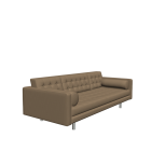 3-Sitzer Sofa Chelsea von Fashion For Home