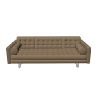 3-Seater Sofa Chelsea (Sliders) by Fashion For Home