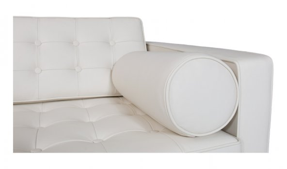 3-Seater Sofa Chelsea Beige (Sliders) by Fashion For Home