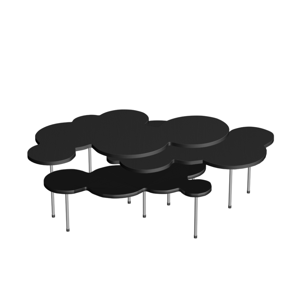 Cloud coffee table design and decorate your room in 3d for Table design xxl