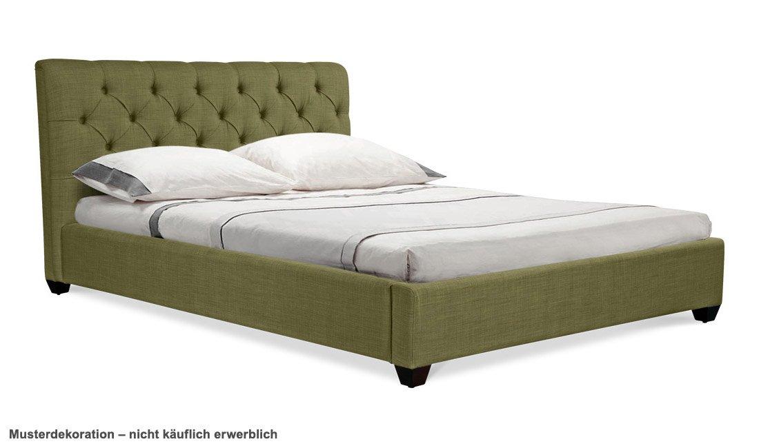 bett grand gr n premium 160x200 cm einrichten planen in 3d. Black Bedroom Furniture Sets. Home Design Ideas
