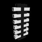 Shoe Tree T Black Shoe Rack for your 3d room design