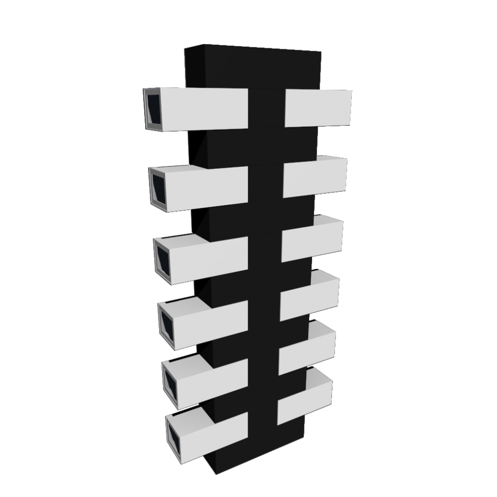 shoe tree t black shoe rack design and decorate your. Black Bedroom Furniture Sets. Home Design Ideas