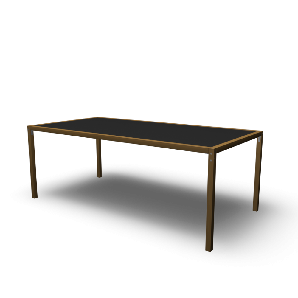 Table with edged plate design and decorate your room in 3d for Table design 3d