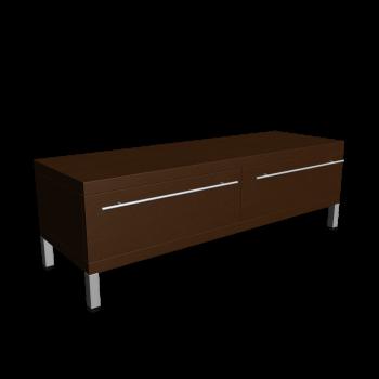 Floor cupboard