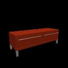 Floor cupboard for your 3d room design
