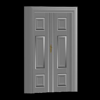 Holzflügeltür